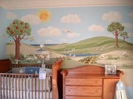 Custom Mural For The Baby Boy Room Farm Theme Farmhouse Kids New York By Murals By Irina Dots Of Arts Llc