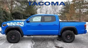 Racing Decals For Toyota Tacoma Trd Decals Trd Stickers