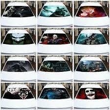 Batman Joker Transparent Car Back Rear Window Decal Vinyl Sticker Fit Any Car 01 Ebay