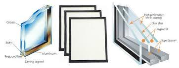 double glazed units insulated glass