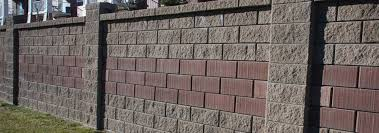 Allan Block Fence System Design Your Fence
