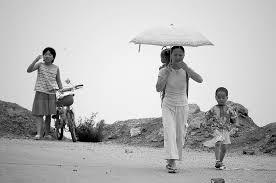 Chinese Village Photograph by Abhilash G Nath