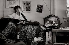 Frank Stefanko's images of Patti Smith in the 60s and 70s