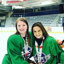 """CLE Lady Barons on Twitter: """"Big shout out to current  #CLELadyBaronsU12Tier1 players making & selected as alternates for Selects  Teams #CLEBaronsNews #CLE #GirlsHockey 🏒🏒🏒 Congrats Lola Reid & Malaya  Anaba on making"""