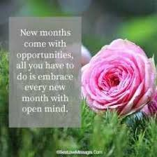 new month quotes and prayers relish bay
