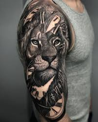Lion tattoo sleeves, Sleeve tattoos