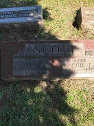 Adelaide F (Cannon) Scott (1860-1935) | WikiTree FREE Family Tree