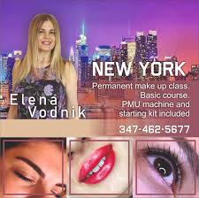 permanent makeup basic course elena