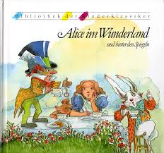 Alice big and small: A childrens version with Illustrations by Brigitte  Smith.