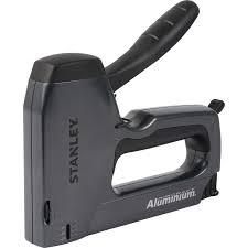 stanley heavy duty staple nail gun