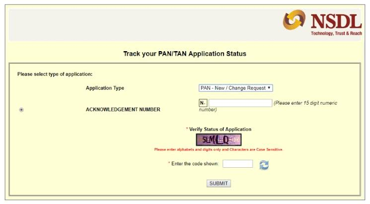 """Image result for new pan card status"""""""