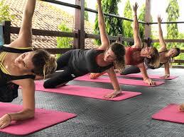 best fitness barre cl in canggu