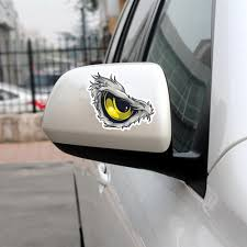 2pcs 3d Car Sticker For Car Rearview Mirror Sticker Auto Bird Hawkeye Eagle Eyes Car Eye Sticker Vinyl Windows Car Styling Decal Car Sticker Sticker For Car3d Car Sticker Aliexpress