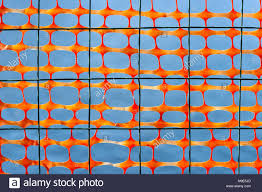 Plastic Wire Mesh Fence High Resolution Stock Photography And Images Alamy