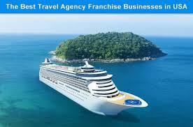 best travel agency franchise businesses
