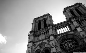 notre dame ultra hd desktop background