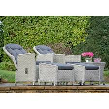 2 seater rattan conversation set