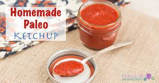 easy homemade ketchup paleo whole30