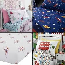 colourful kids bedroom bedding sheet