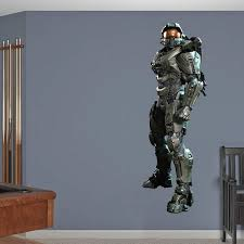 master chief halo 4 real big fathead
