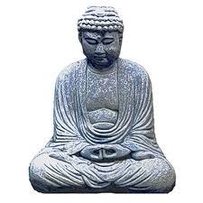 Ds220 Stone Buddha Window Sticker Stickerbiz Com
