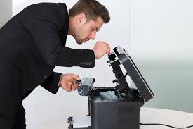 check a printer