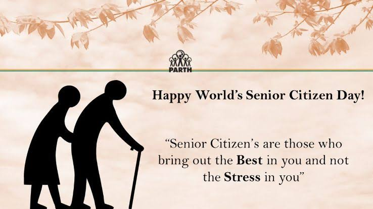 Image result for senior citizens day 2019