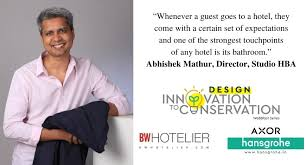 One of the strongest touch points of any hotel room is the bathroom: Abhishek  Mathur - BW Hotelier