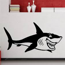Wall Stickers For Kids Rooms Neymar Shark Wall Decal Sticker Home Art Interior Decoration Any Room Mural Waterproof Vinyl Decoration Wall Stickers Decorative Decals From Joystickers 11 04 Dhgate Com