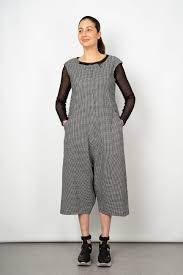 rundholz black print overall i dare to be