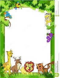 Invitacion De La Selva Stock De Ilustracion Ilustracion De