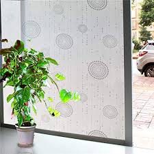 decoration privacy glass window s