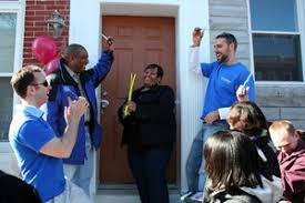 Photo Release -- Northrop Grumman and Sandtown Habitat for Humanity  Celebrate Completion of Year's First Home Renovation NYSE:NOC