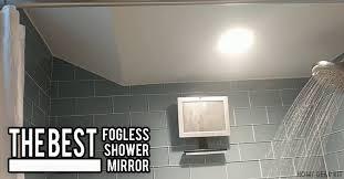 unbreakable shaving mirror the great
