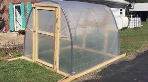 diy greenhouse you