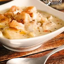 Maine Seafood Chowder Recipes
