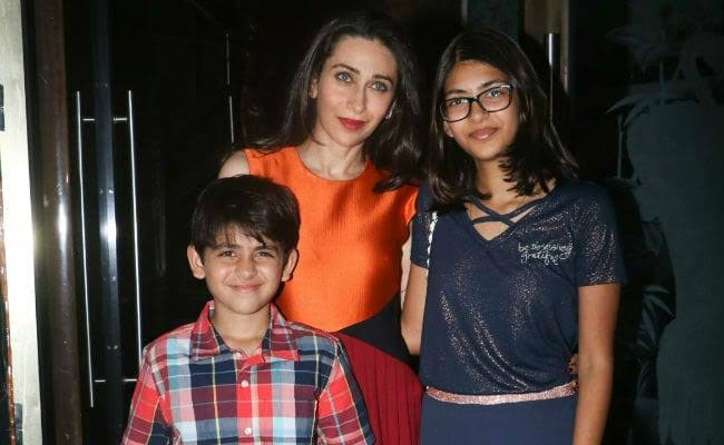 """Image result for Karishma Kapooor with kids'"""""""