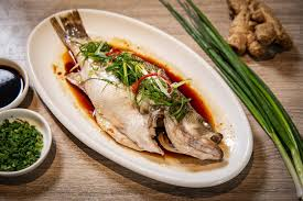 Steamed Whole Fish and the Ginger ...