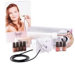 luminess air pro beauty airbrush makeup