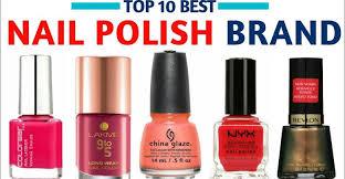 award winning nail polish brands