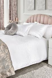 gem and pearl duvet cover and