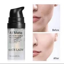 cod face primer makeup base 12ml oil