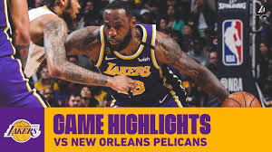 HIGHLIGHTS   LeBron James (34 pts, 13 ast, 12 reb) vs. New Orleans ...