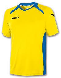 t shirt chionship ii yellow royal s