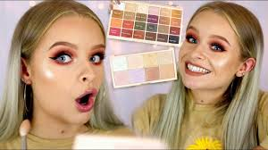 testing soph x makeup revolution