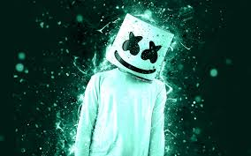 Download Wallpapers Christopher Comstock 4k Dj Marshmello