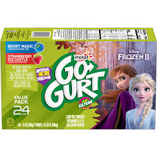 yoplait go gurt low fat yogurt variety