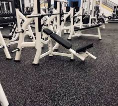 china gym interlocking rubber tiles gym