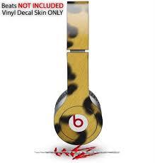 Beats Solo Hd Skins For Beats By Dr Dre Monster Leopard Skin Wraptorskinz