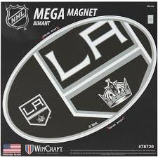 Los Angeles Kings Car Accessories Kings Auto Accessories Decals Clings Keychains License Plates Shop Nhl Com